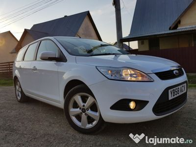 brugt Ford Focus Style 1.6 tcdi 2009