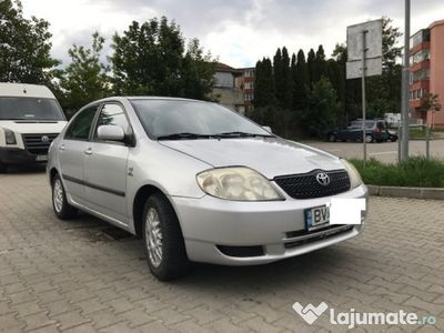 second-hand Toyota Corolla BERLINA 2.0 D4D, full, unic proprietar !