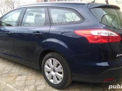 second-hand Ford Focus 2.0 TDCI