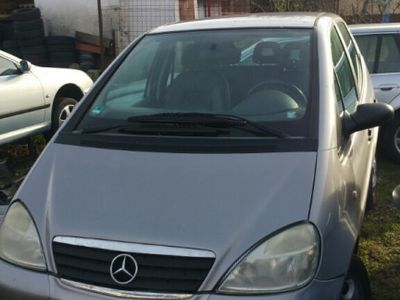 second-hand Mercedes A140 an 2000