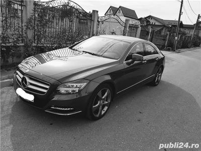 brugt Mercedes CLS350 AMG 2012 4Matic 4x4 Full 128.000km 265CP Piele Trapa etc.