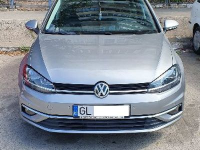 second-hand VW Golf 7.5 facelift COMFORTLINE 1.0 TSI 110 C.P.