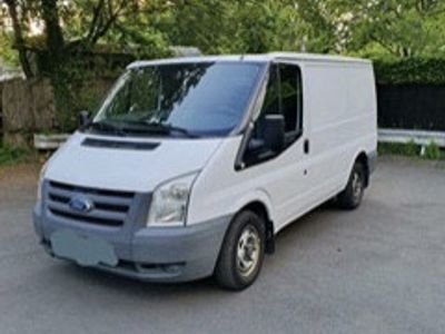 second-hand Ford Transit