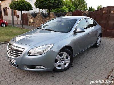 second-hand Opel Insignia 2.0 CDTi 110 Cp 2013 Euro 5