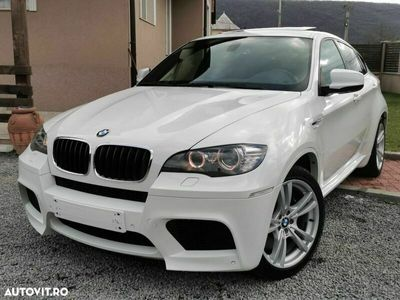 second-hand BMW X6 M
