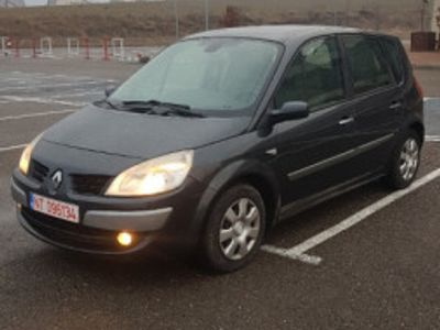 second-hand Renault Scénic 2,facelift,2007,1.5 dci,106cp,6 trepte,euro 4