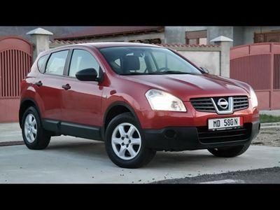 second-hand Nissan Qashqai - an 2008, 1.6 (Benzina)