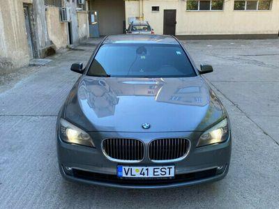 second-hand BMW 740 D xdrive