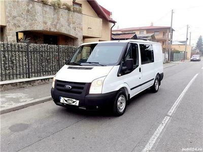 second-hand Ford Transit Mixt An 2009 - 2.2 Tdci - 6 Locuri