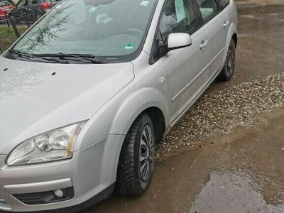 second-hand Ford Focus 1,6 diesel, 2007