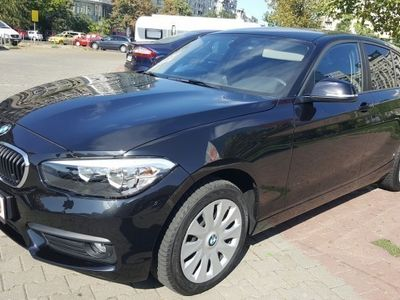second-hand BMW 116 2016