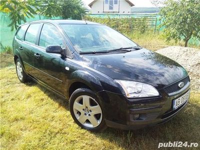 second-hand Ford Focus 2007 (Decembrie)