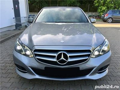 used Mercedes E250 CDI - 4 Matic - Avantgarde - 2015
