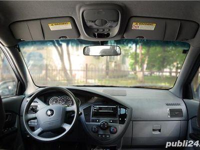 used Kia Carens an fabricatie 2004