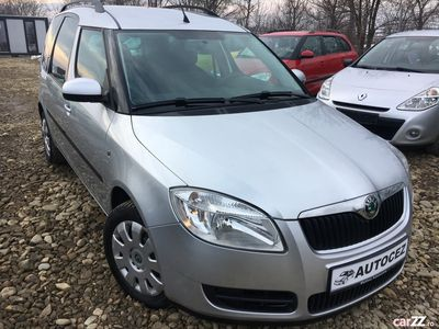 second-hand Skoda Roomster 1.2 Benzina 2010-Posibilitate RATE-
