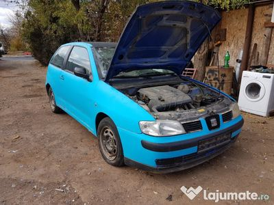 used Seat Ibiza 1,4 MPI motor