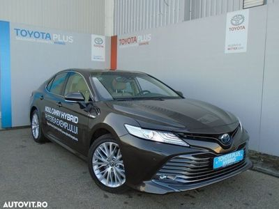 second-hand Toyota Camry