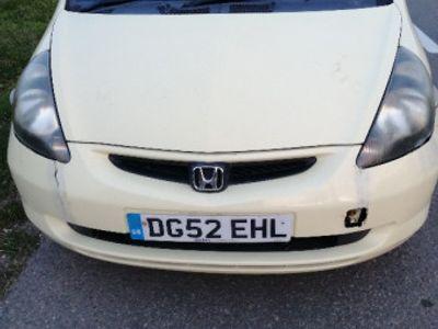 second-hand Honda Jazz
