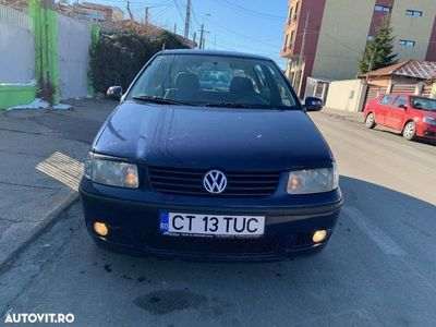 second-hand VW Polo III