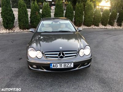second-hand Mercedes CLK220 CLK