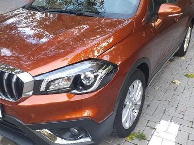 second-hand Suzuki SX4 S-Cross 4*4 passion boosterjet