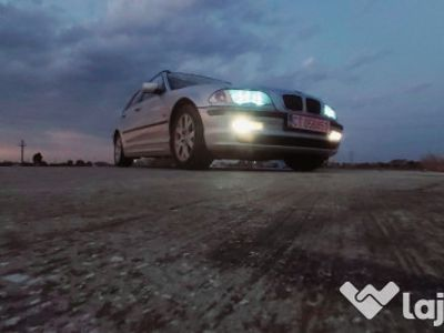 second-hand BMW 325 e462.5i turning