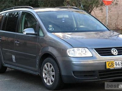 second-hand VW Touran ( CADDY), 2.0 TDI Diesel, an 2005