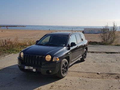 second-hand Jeep Compass 2008 2.0 crd 4x4