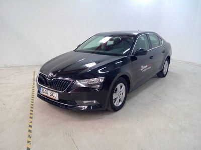 second-hand Skoda Superb 2.0 TDI 150cp Ambition