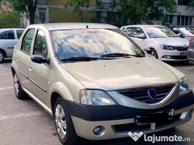 second-hand Dacia Logan 95.000 km reali unic proprietar
