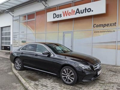 second-hand Mercedes E200 4MATIC Aut.