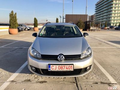 second-hand VW Golf VI MATCH 2013 1.6 TDI Bluemotion Euro 5- ÎNM