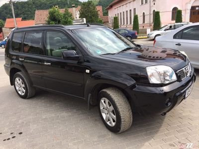 second-hand Nissan X-Trail T30 dci