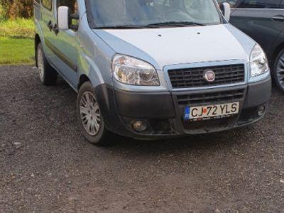 second-hand Fiat Doblò 1.3 diesel