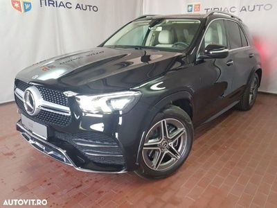 second-hand Mercedes GLE400 GLE