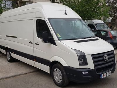 second-hand VW Crafter 2.5 TDI Super MAXI Extra Long