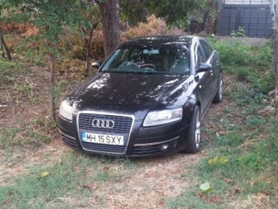 brugt Audi A6 C6 2.0TDI 140 CP