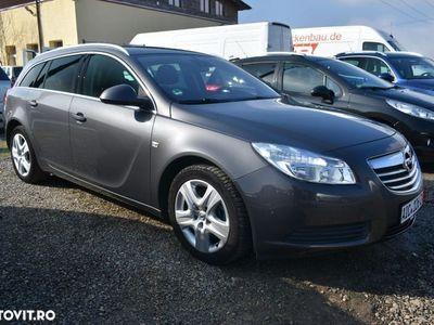 second-hand Opel Insignia 2.0 CDTi 160 Cp 2010 Euro 5