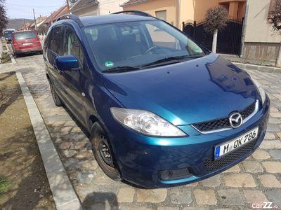 second-hand Mazda 5 2007 2.0 TDi 7 locuri