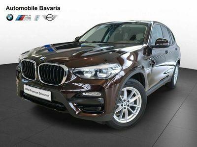 second-hand BMW X3 xDrive20d Advantage