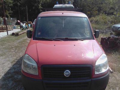 second-hand Fiat Doblò
