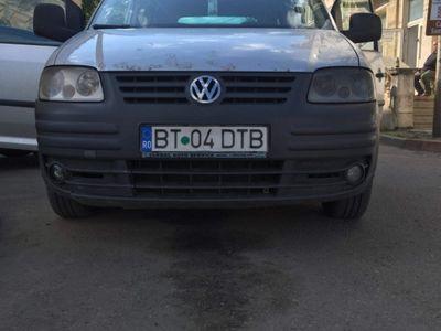 second-hand VW Caddy 1.9 tdi