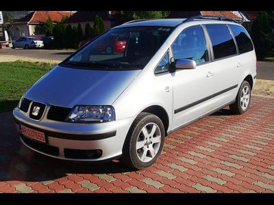 second-hand Seat Alhambra - 1.9 TDi - an 2007