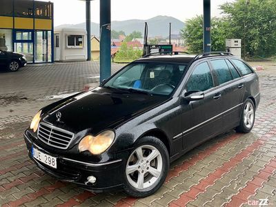 second-hand Mercedes C270 CDI 2006 Facelift Variante +-