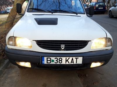 second-hand Dacia Pick up diesel 1,9
