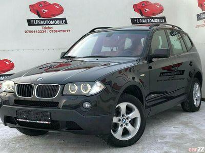 second-hand BMW X3 2.0D 4x4 2008 IMPORT GERMANIA
