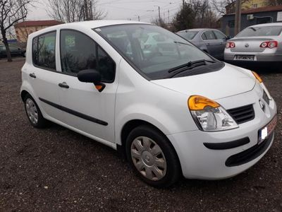 second-hand Renault Modus 1,5 tdi an 2005 euro 4 clima