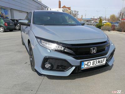 second-hand Honda Civic 5D sport