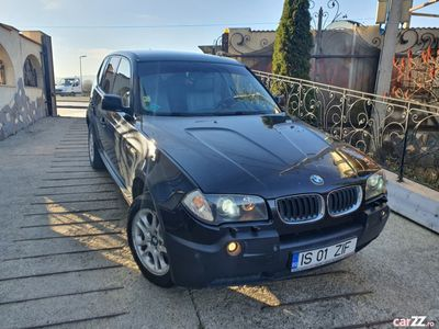 second-hand BMW X3 xdrive accept variante