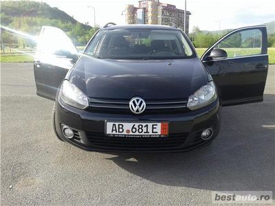 second-hand VW Golf style
